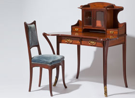 Majorelle-Writing-Desk-and-Chair